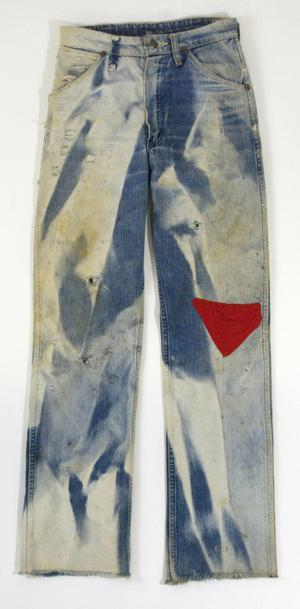 Primary view of object titled 'Jeans'.