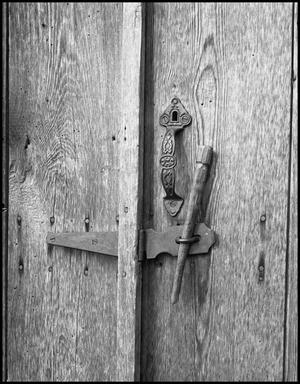 Primary view of [Church Door]