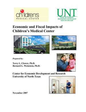 Economic and Fiscal Impacts of Children's Medical Center