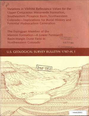 Primary view of object titled '[Evolution of Sedimentary Basins--Uinta and Piceance Basins: Chapters H and I]'.