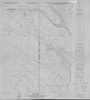 Primary view of object titled 'Photogeologic Map, Mt. Peale-1 Quadrangle, Grand and San Juan Counties, Utah, and Montrose County, Colorado'.