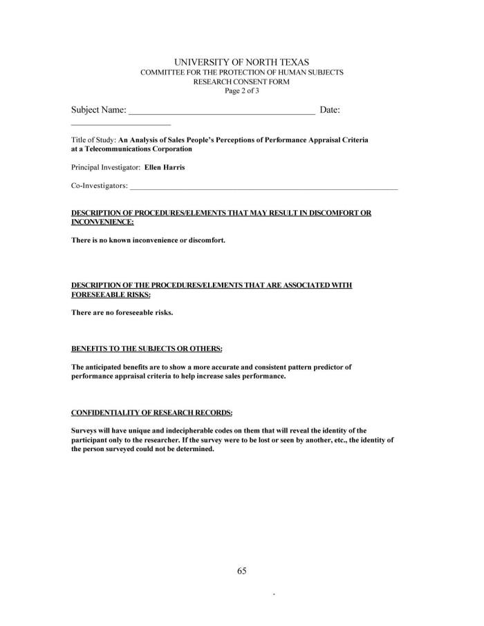 Interview consent form dissertation \\ TODAYBOARD.GQ