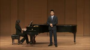 Primary view of Doctoral Recital: 2014-04-19 – Lixin Tong, tenor