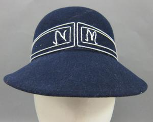 Primary view of object titled 'Neiman Marcus Cap'.