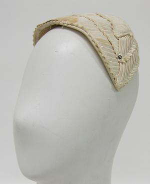 Primary view of object titled 'Hatlet'.