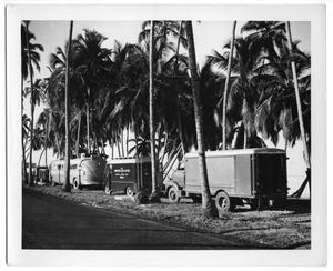 Primary view of object titled '[A Princeton Film Center Caravan in Venezuela]'.