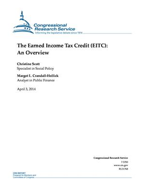 The Earned Income Tax Credit (EITC): An Overview