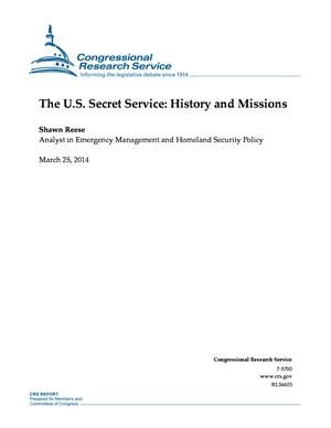 The U.S. Secret Service: History and Missions