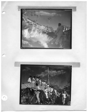 Primary view of object titled '[Running of the Bull] and [Paseillo]'.
