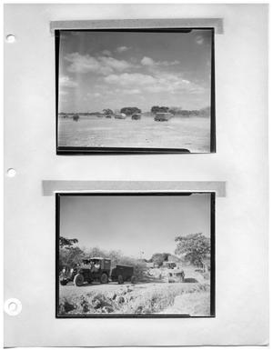 Primary view of object titled '[Vehicles on Flat Road] and [Vehicles on Hilly Road]'.