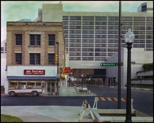 Primary view of object titled 'Joe Daiches, Weatherford Street,1980-1989'.