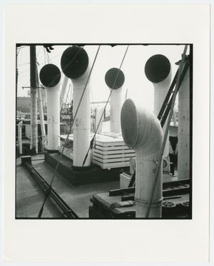 Primary view of object titled 'Ship Deck, Houston, Texas, 1941'.
