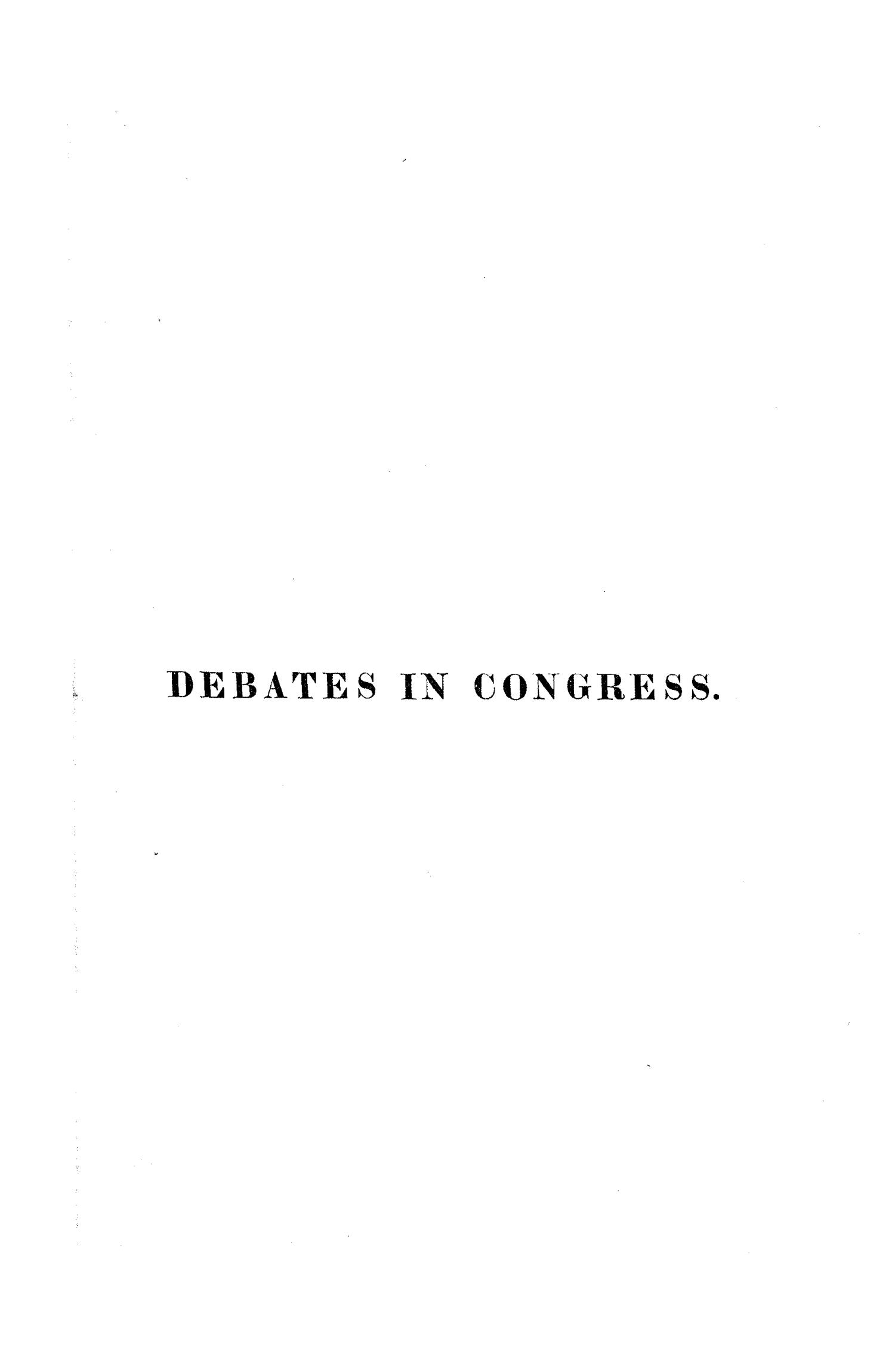 Register of Debates in Congress, Comprising the Leading Debates and Incidents of the Second Session of the Twentieth Congress                                                                                                      None
