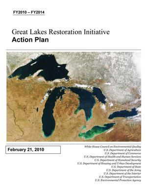 Primary view of object titled 'Great Lakes Restoration Initiative Action Plan'.