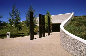 Primary view of object titled 'Vietnam Veterans Memorial State Park'.