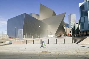 Frederic Hamilton Building, Denver Art Museum, Civic Center Cultural Complex