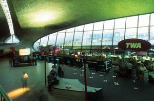 Primary view of object titled 'JFK TWA Terminal'.