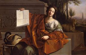Primary view of Allegory of Geometry