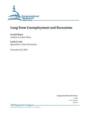 Long-Term Unemployment and Recessions