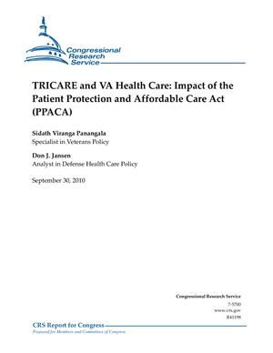 Affordable Care Act (PPACA