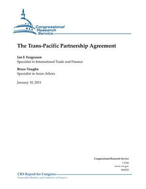 The Trans-Pacific Partnership Agreement