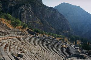 Theater in Sanctuary of Apollo