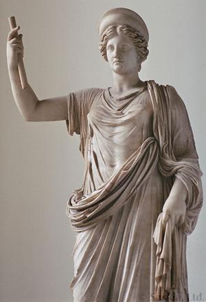 Hera from the Farnese Collection