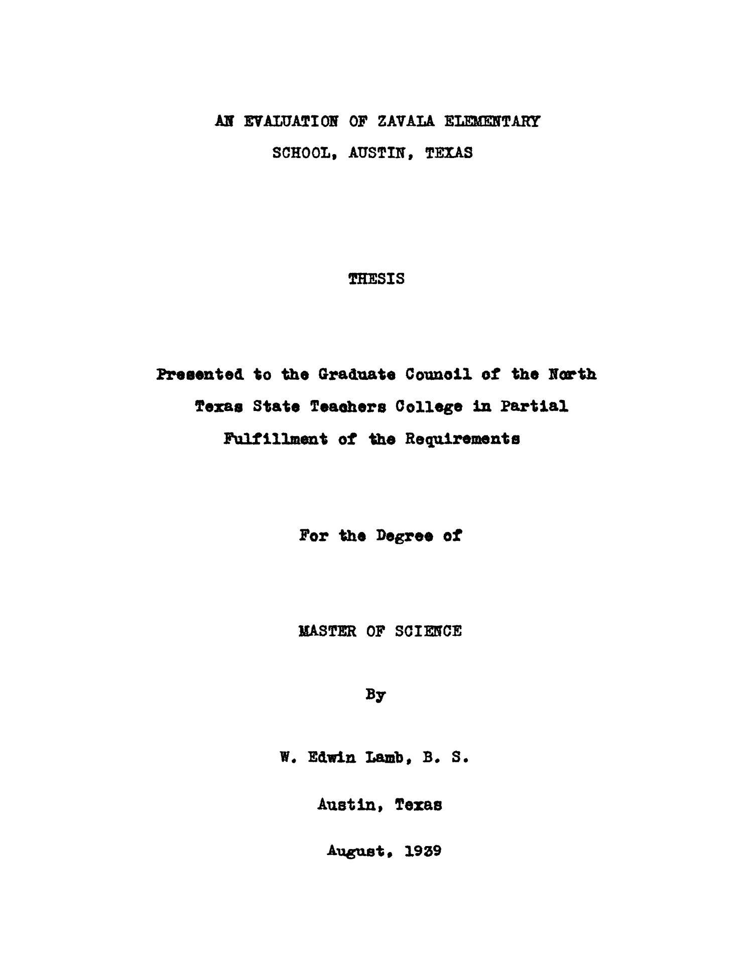 Mcmahon masters thesis south texas