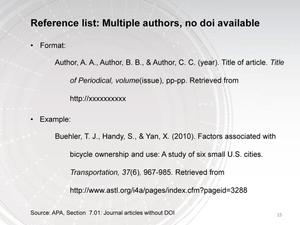 apa format textbook reference Citing your sources, or giving proper credit to resources you use to find information, can help you to avoid plagiarism in this lesson, we will.