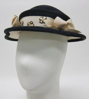 Primary view of object titled 'Bridge Hat'.