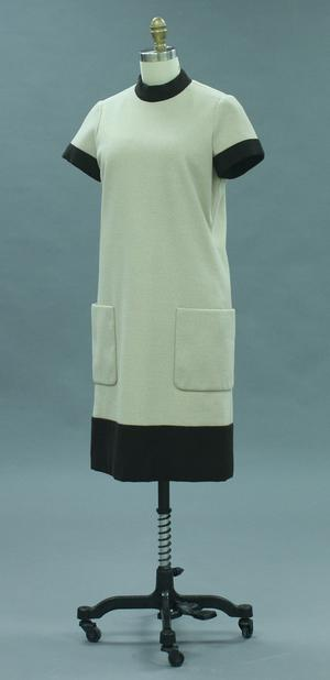 Primary view of object titled 'Shift Dress'.