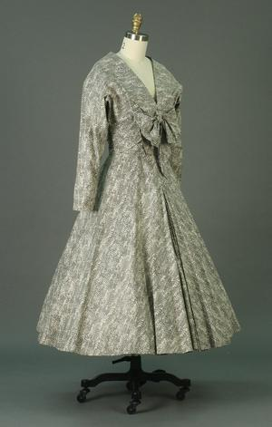 Primary view of object titled 'Day Dress'.