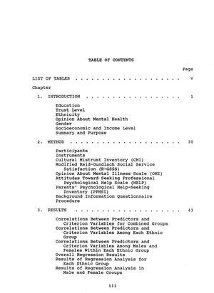Cultural mistrust inventory dissertation write my social studies assignment