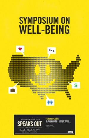 Symposium on Well-Being