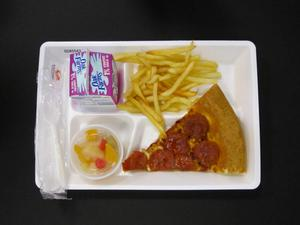 Student Lunch Tray: 02_20110131_02A5543