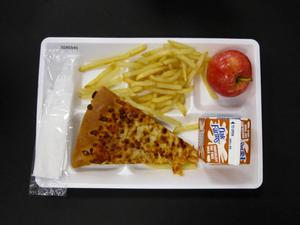 Student Lunch Tray: 02_20110131_02A5545