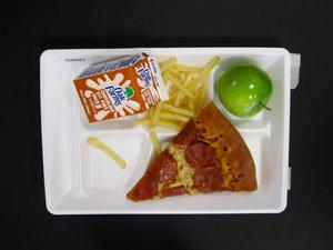 Student Lunch Tray: 02_20110131_02A5553