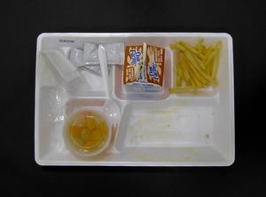 Student Lunch Tray: 02_20110131_02A5556