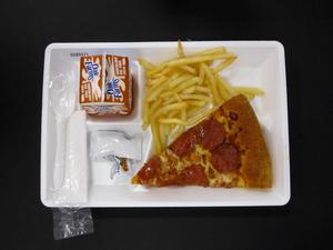 Student Lunch Tray: 02_20110131_02A5571