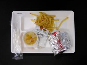 Student Lunch Tray: 02_20110131_02A5598