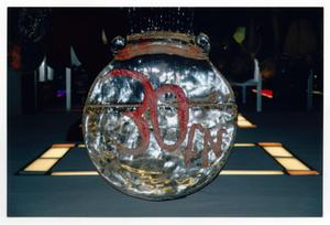 Primary view of object titled '[Ice Sculpture for the 30th Anniversary Gala]'.