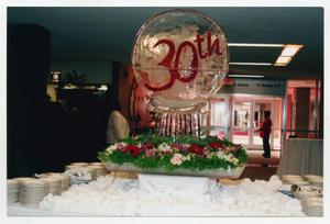 Primary view of object titled '[Ice Sculpture for 30th Anniversary Gala]'.