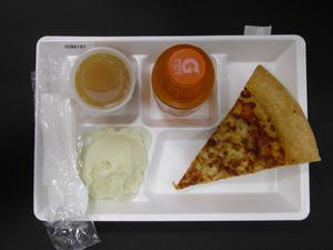 Primary view of object titled 'Student Lunch Tray: 02_20110208_02B6187'.