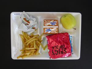Student Lunch Tray: 01_20110216_01A5606