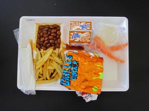 Student Lunch Tray: 01_20110216_01A5612
