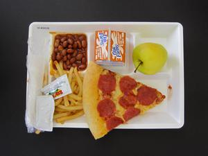 Student Lunch Tray: 01_20110216_01A5638