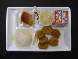 Student Lunch Tray: 01_20110216_01B5978