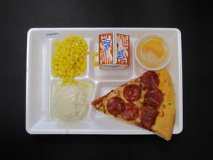 Student Lunch Tray: 01_20110216_01B5979