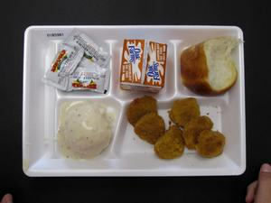 Student Lunch Tray: 01_20110216_01B5981