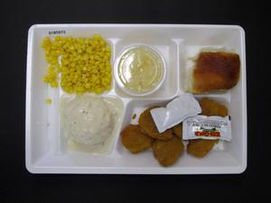 Student Lunch Tray: 01_20110216_01B5972